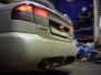 Выхлоп Subaru Legacy B4 TT - удаление банки
