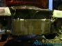 Субару Легаси BC (90-то какой то год) установка фронтального интеркулера!