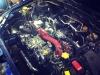 Двигатель ej257 установлен обратно в Subaru Impreza GRB.