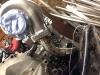Хаузинг турбины (горячая часть) от EFR 8374 на кондукторе